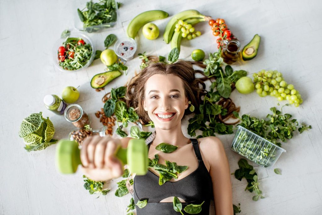 Summer Recharge nutrition and fitness programme