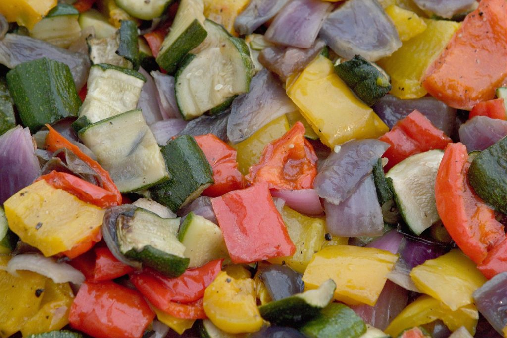 Recipe – Roasted Spring Vegetable Casserole