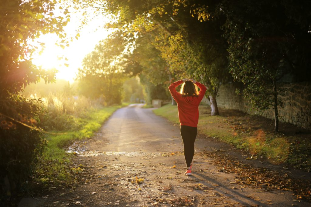 Why exercise is important during the menopause