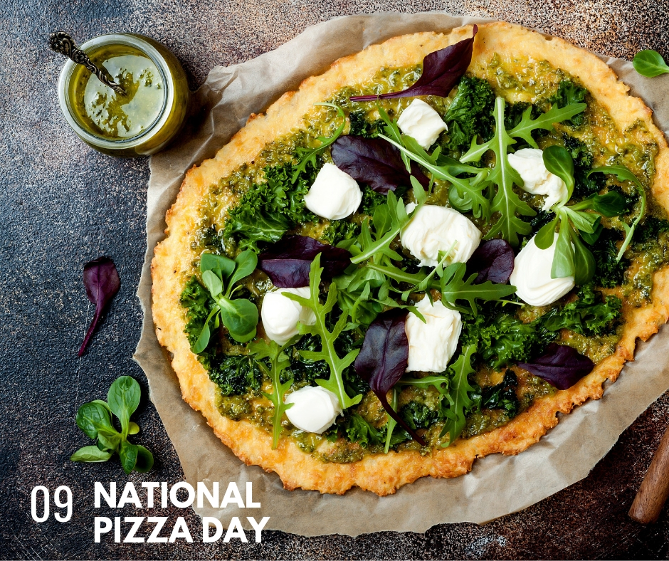 National Pizza Day Recipe – Quinoa Pizza