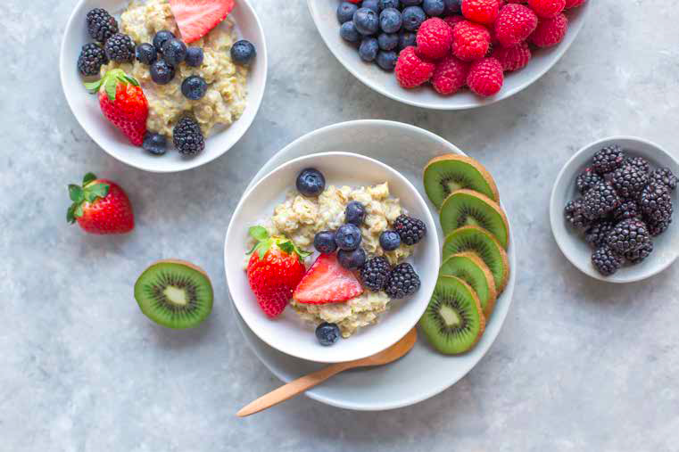 Recipe – Cinnamon Fruit Porridge