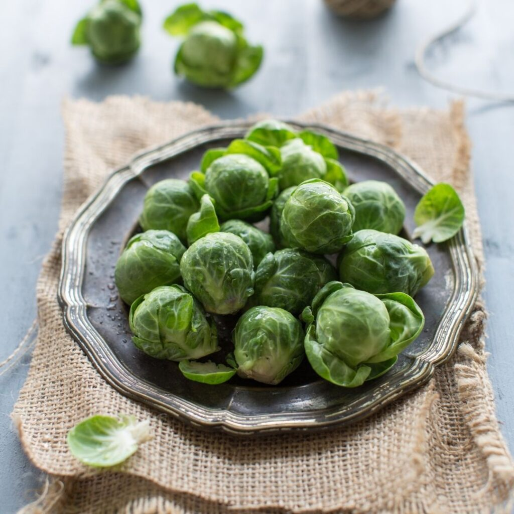 Recipe – Brussels Sprouts Mash